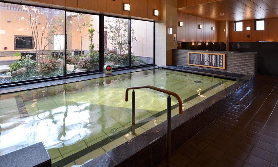 センター南温泉 湯もみの里 天然濃厚炭酸温泉