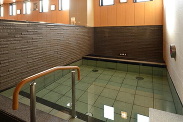 センター南温泉 湯もみの里 水風呂