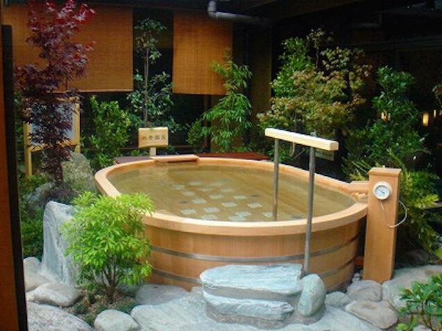 極楽湯 横浜芹が谷店 水素風呂