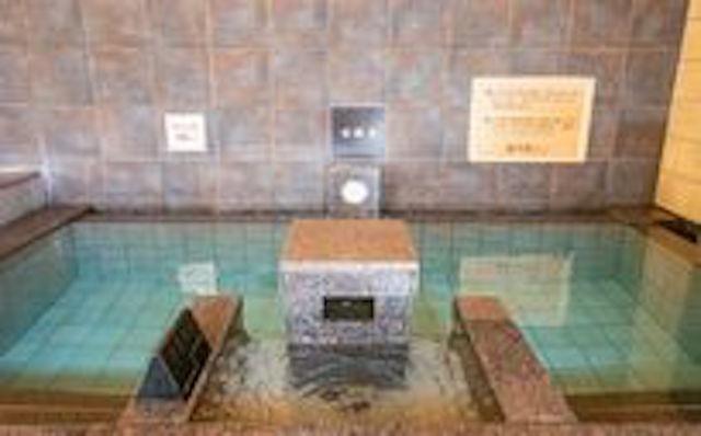 おふろの王様 港南台店 水風呂