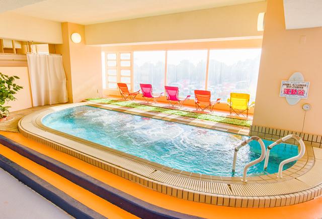 スパリゾート クアパーク 運動浴