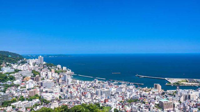 楽天トラベル、2020年の年間人気温泉地を発表 トップは7年連続で熱海温泉 - TRAICY(トライシー)