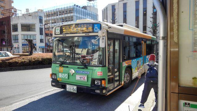 青梅エリアの都バス