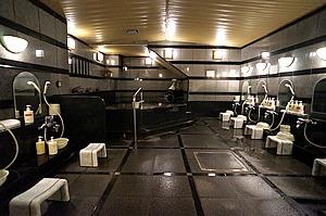 男性大浴場サウナ付き:公式HP