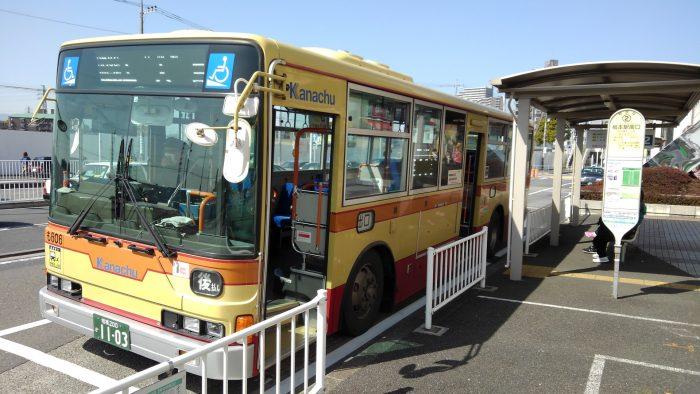 下九沢温泉_バス