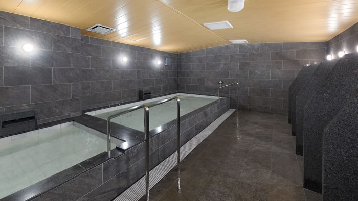 大浴場・サウナ フロア(3F)公式HP