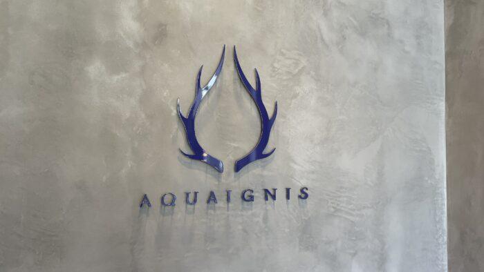 アクアイグニスのロゴ